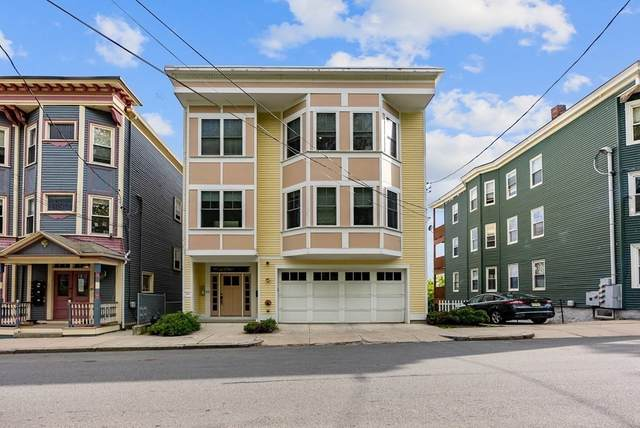 20 Fisher Avenue #2, Boston, MA 02120 (MLS #72834250) :: Dot Collection at Access
