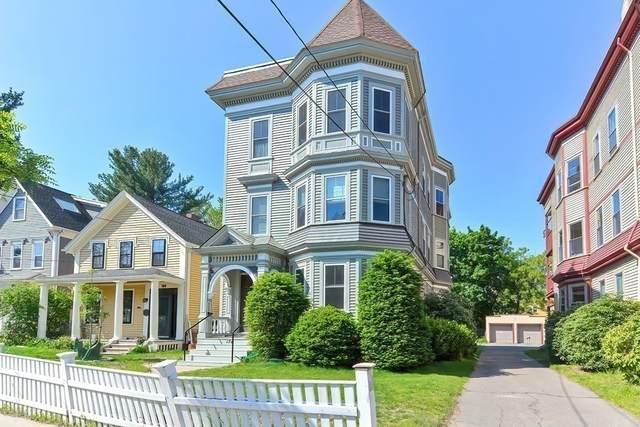 174 Elm St North #3, Cambridge, MA 02140 (MLS #72834382) :: Spectrum Real Estate Consultants