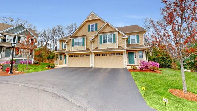 6 Robinson Rd #7, Lexington, MA 02420 (MLS #72834383) :: Spectrum Real Estate Consultants