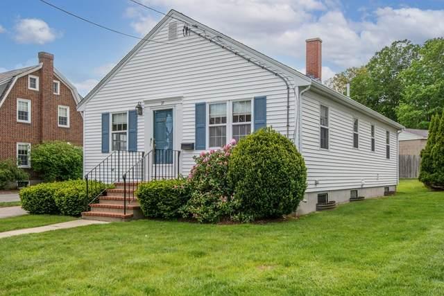 27 Mills Rd, Needham, MA 02494 (MLS #72834544) :: Spectrum Real Estate Consultants