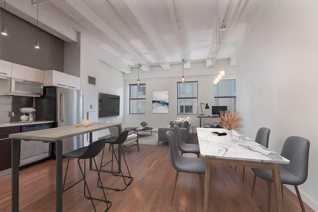 88 Kingston Street 5D, Boston, MA 02111 (MLS #72834609) :: Cape Cod and Islands Beach Properties