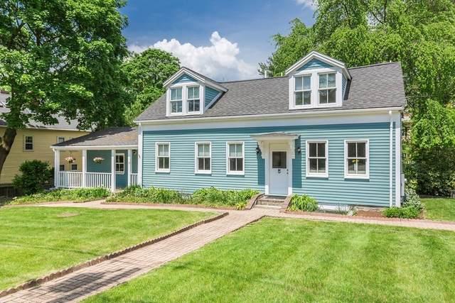12 Richardson Road, Newton, MA 02464 (MLS #72834745) :: Spectrum Real Estate Consultants