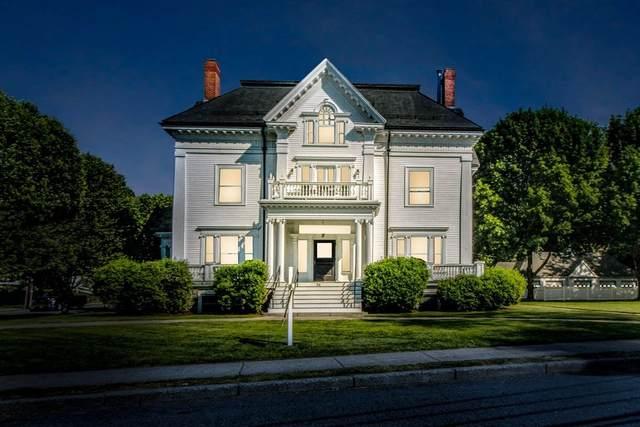 84 Eldredge St #7, Newton, MA 02458 (MLS #72834841) :: Chart House Realtors