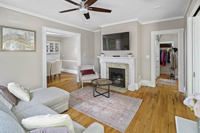 408 Franklin #1, Melrose, MA 02176 (MLS #72834975) :: Spectrum Real Estate Consultants