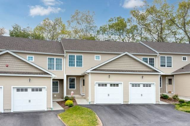 3 Maple View Lane D, Agawam, MA 01001 (MLS #72835009) :: Dot Collection at Access