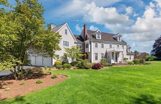 62 Turkey Hill Ln, Hingham, MA 02043 (MLS #72835270) :: Spectrum Real Estate Consultants