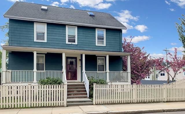 194-196 Harvey Street, Cambridge, MA 02140 (MLS #72835369) :: Spectrum Real Estate Consultants