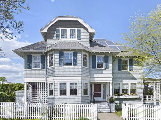 1 Fairmount Ave., Somerville, MA 02144 (MLS #72835377) :: Dot Collection at Access