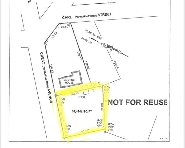 Lot 0 Crest Aveneue, Worcester, MA 01603 (MLS #72835554) :: The Duffy Home Selling Team