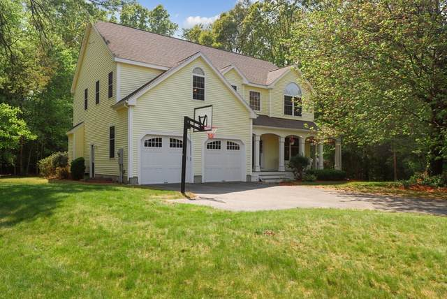 4 Nipmuck Dr, Westborough, MA 01581 (MLS #72835610) :: Dot Collection at Access