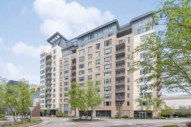 10 Nouvelle Way S507, Natick, MA 01760 (MLS #72835613) :: Conway Cityside