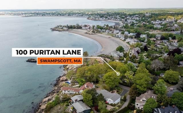 100 Puritan Lane, Swampscott, MA 01907 (MLS #72835822) :: Dot Collection at Access