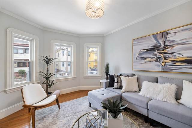 18 Glendale Ave #1, Somerville, MA 02144 (MLS #72835858) :: EXIT Cape Realty