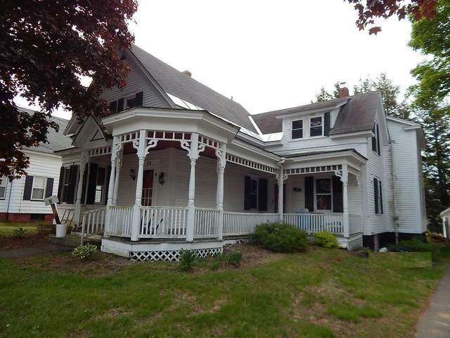 24 Pleasant St., Templeton, MA 01436 (MLS #72836316) :: The Ponte Group