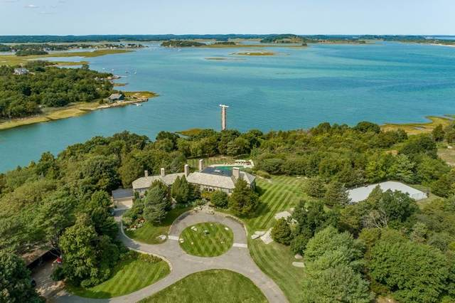 126 Coles Island Road, Gloucester, MA 01930 (MLS #72836333) :: Dot Collection at Access