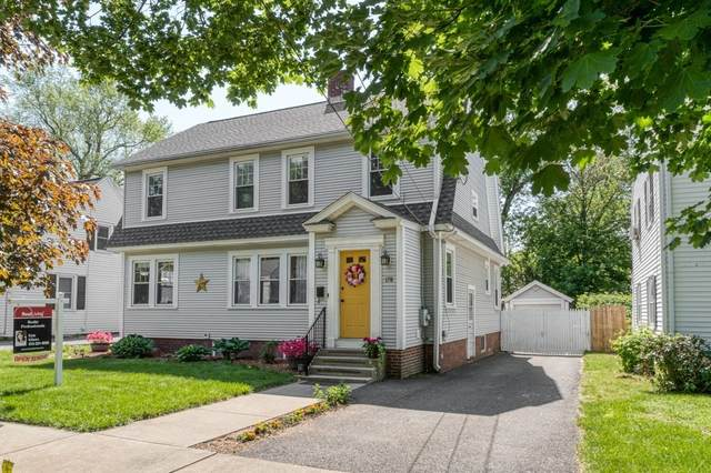 178 Gillette Ave, Springfield, MA 01118 (MLS #72836413) :: Chart House Realtors