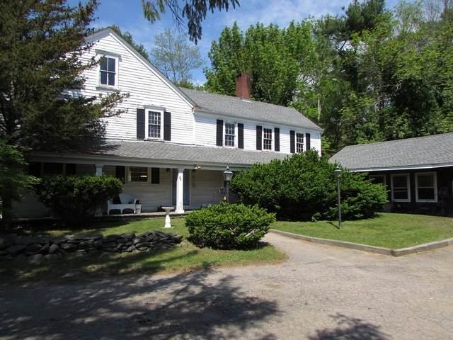 192 Taunton Avenue, Norton, MA 02766 (MLS #72836488) :: The Gillach Group