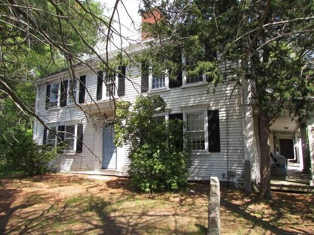 192 Taunton Avenue, Norton, MA 02766 (MLS #72836489) :: The Gillach Group