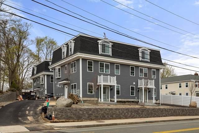 639 Washington Street A2, Braintree, MA 02184 (MLS #72836507) :: Spectrum Real Estate Consultants