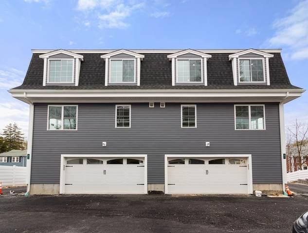 639 Washington Street B1, Braintree, MA 02184 (MLS #72836508) :: Spectrum Real Estate Consultants