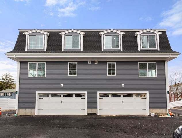 639 Washington Street B2, Braintree, MA 02184 (MLS #72836509) :: Spectrum Real Estate Consultants