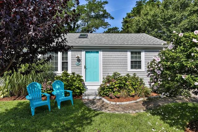 101 Lower County Rd. U-5A/B, Dennis, MA 02639 (MLS #72836553) :: Spectrum Real Estate Consultants