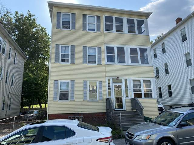 154 Ingleside Ave, Worcester, MA 01604 (MLS #72837374) :: The Duffy Home Selling Team
