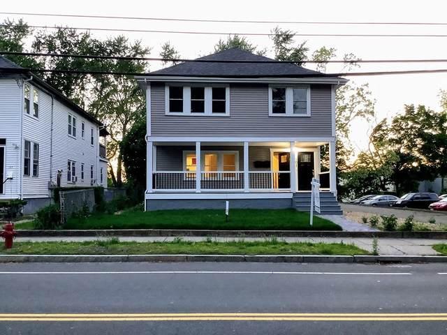 101-103 Lexington Street, Newton, MA 02466 (MLS #72837445) :: Spectrum Real Estate Consultants
