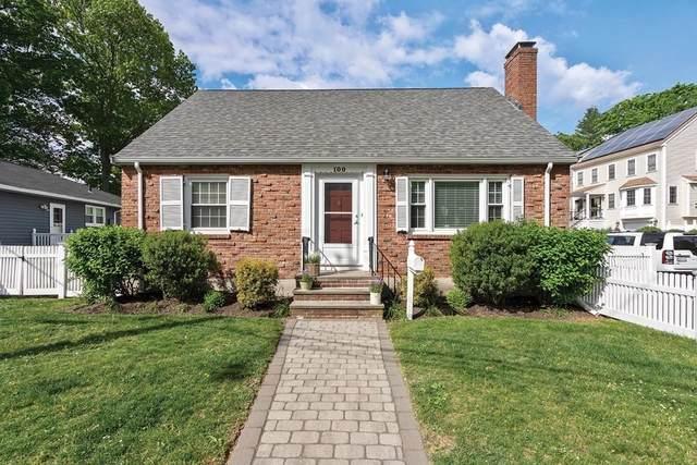 100 Maplewood St, Boston, MA 02132 (MLS #72837695) :: Conway Cityside
