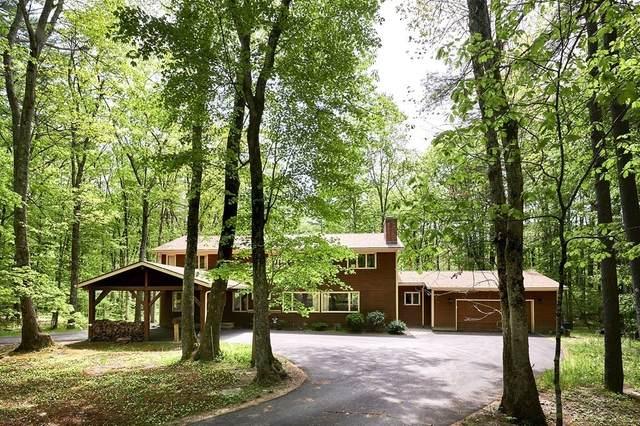 64 Cushman Rd, Shutesbury, MA 01002 (MLS #72837761) :: The Duffy Home Selling Team