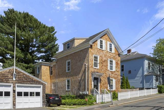 39 Lincoln Avenue #2, Marblehead, MA 01945 (MLS #72837790) :: EXIT Realty