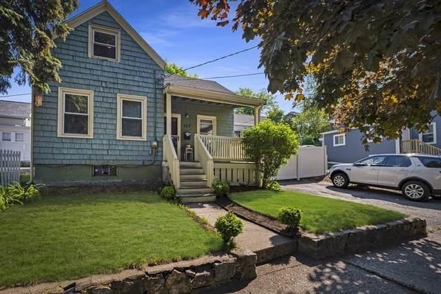 137 Walnut, Lynn, MA 01905 (MLS #72838210) :: Westcott Properties