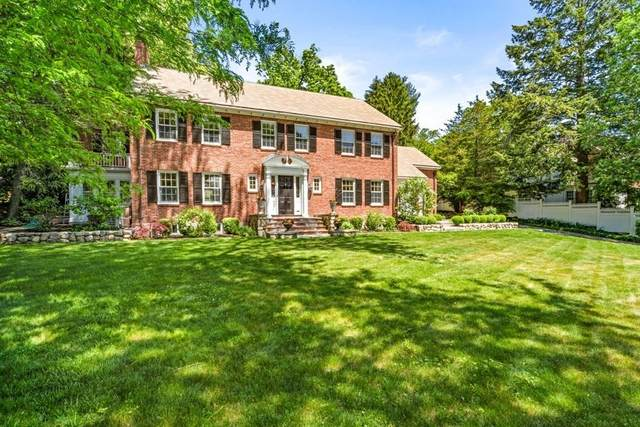 59 Cliff Road, Wellesley, MA 02481 (MLS #72838344) :: Anytime Realty