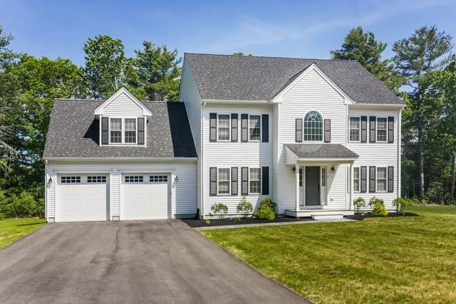 7 Station, Kingston, MA 02364 (MLS #72838396) :: The Duffy Home Selling Team