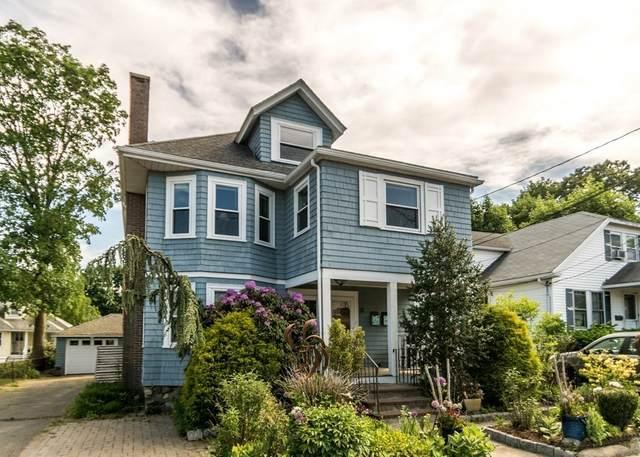 16 Hamblin Rd #2, Waltham, MA 02451 (MLS #72838468) :: EXIT Cape Realty