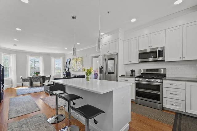 352 Clyde Street #2, Brookline, MA 02467 (MLS #72838561) :: Conway Cityside