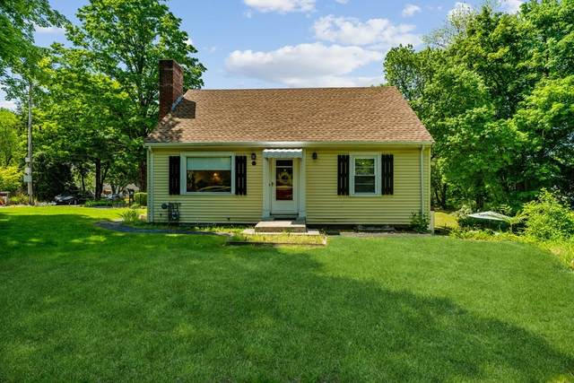 1 Vista Road, Wellesley, MA 02481 (MLS #72838585) :: Dot Collection at Access