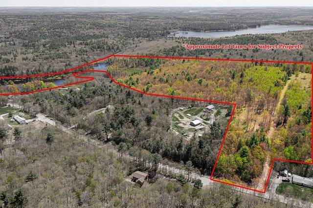 Lot 0-0-40 Brook Station Road, Princeton, MA 01541 (MLS #72838657) :: The Duffy Home Selling Team