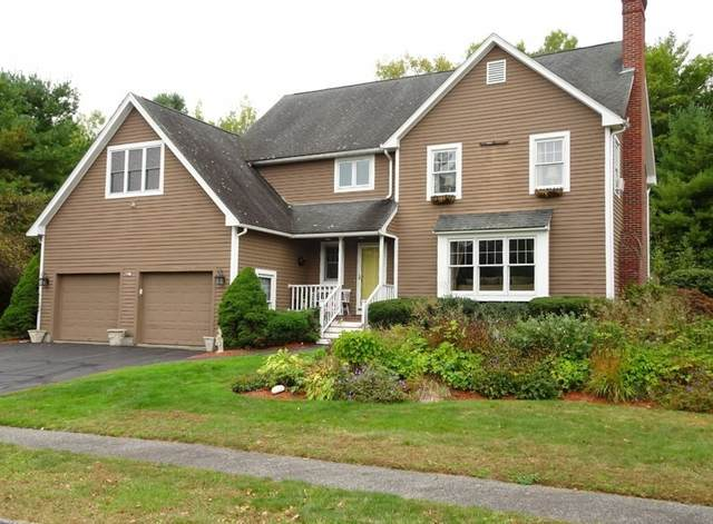 22 Brookside Ave., Boylston, MA 01505 (MLS #72838673) :: The Duffy Home Selling Team