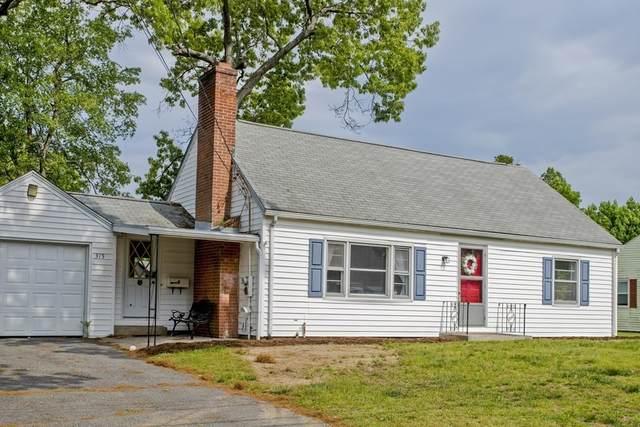 315 Winton St, Springfield, MA 01118 (MLS #72838716) :: Chart House Realtors