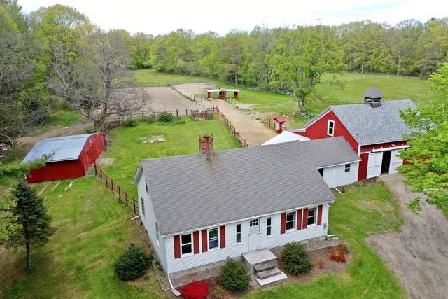146 Montague Road, Wendell, MA 01379 (MLS #72838743) :: EXIT Realty