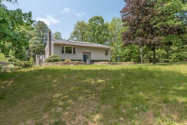 79 Brookfield Rd, Charlton, MA 01507 (MLS #72838792) :: Westcott Properties