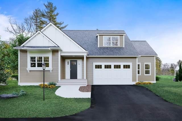 8 Weber Farm Road #8, Wrentham, MA 02093 (MLS #72839151) :: Chart House Realtors