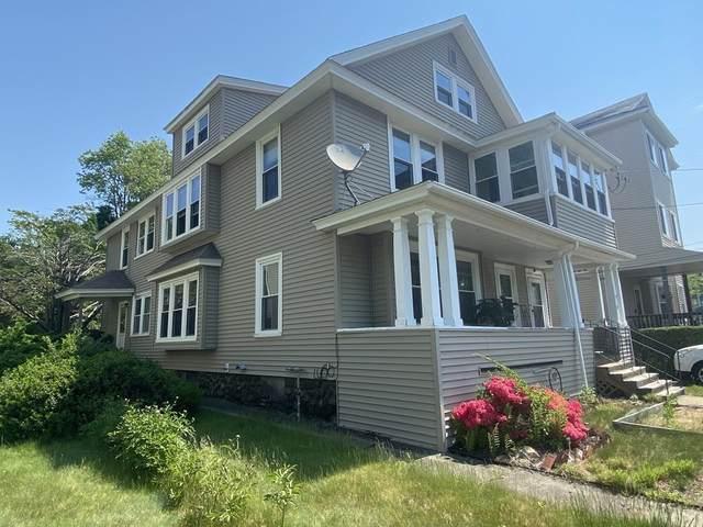 23 Summerhill Avenue, Worcester, MA 01606 (MLS #72839154) :: East Group, Engel & Völkers