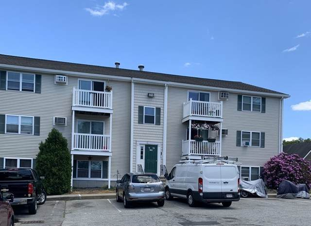 1475 Braley Rd #12, New Bedford, MA 02745 (MLS #72839163) :: Team Tringali