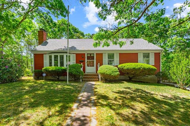 37 Thoreau Drive, Dennis, MA 02638 (MLS #72839193) :: The Duffy Home Selling Team