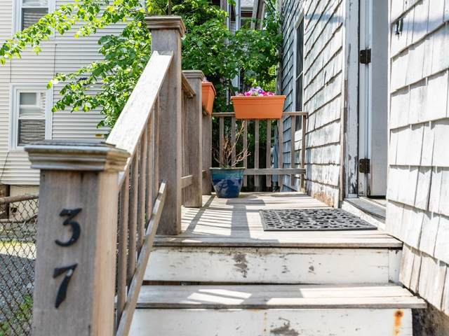 37 Kendall St., Brookline, MA 02445 (MLS #72839269) :: Conway Cityside