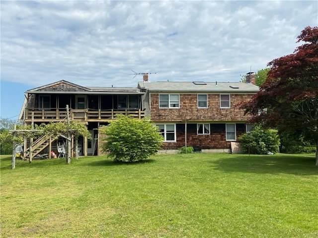 725 N. Main Rd., Jamestown, RI 02835 (MLS #72839280) :: Welchman Real Estate Group