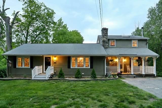 22 Sewall St, Boylston, MA 01505 (MLS #72839294) :: The Duffy Home Selling Team