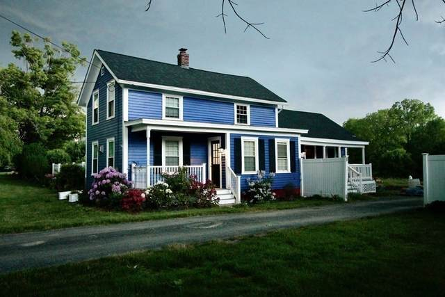56 N West St, Agawam, MA 01030 (MLS #72839359) :: Dot Collection at Access